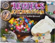 Набір для розкопок Danko Toys Jewels Excavation Камені (укр.) JEX-01-02