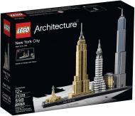 Конструктор LEGO Architecture Архітектура Нью-Йорка 21028