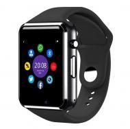 Умные Часы Uwatch А1 Smart Watch Черные