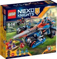 Конструктор LEGO Nexo Knights Страхітливий руйнівник Клея 70315