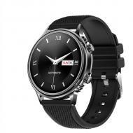 Смарт-часы LEMFO CF81 black (тонометр, пульсоксиметр)
