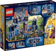 Конструктор LEGO Nexo Knights Фортрекс мобільна фортеця 70317