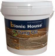 Масло тунговое Bionic House натуральное Tung Oil мат 0,8 л