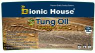 Масло тунговое Bionic House натуральное Tung Oil 2,5 л