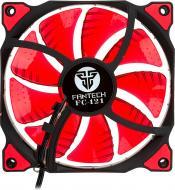 Корпусный кулер Fantech Turbine FC-121 red
