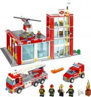Конструктор LEGO City Пожежна частина 60110