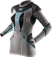 Термофутболка X-Bionic Apani_Merino_Fastflow I100467 L/XL серый