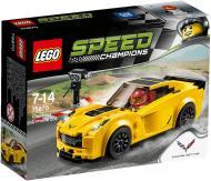 Конструктор LEGO Speed Champions Chevrolet Corvette Z06 75870