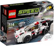 Конструктор LEGO Speed Champions Audi R18 e-tron quattro 75872
