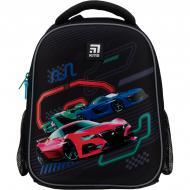 Рюкзак каркасний KITE Education 555 Racing cars 49672