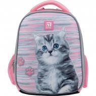 Рюкзак каркасний KITE Education 555 Charming kitty 49673