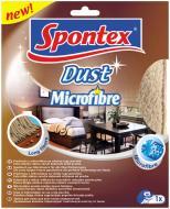 Ганчірка універсальна SPONTEX Dust для сухого та вологого прибирання 34х44 см 1 шт./уп.