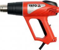 Фен будівельний YATO 2000 Вт YT-82292