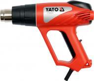Фен будівельний YATO 2000 Вт YT-82291