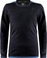 Термофутболка Craft Fuseknit_Comfort_RN_LS_Junior 1906633-B99000 122/128 черный