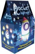 Набір маси для ліплення Strateg Rocket light night 30709