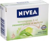 Крем-мыло Nivea Лемонграсс и масло 100 г