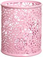 Підставка для ручок Barocco рожева