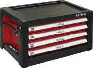 Шафа інструментальна YATO з 4 шуфлядами до столу YT-09152