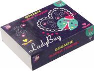 Фарби гуашеві  Ladybug 12 кольорів CF60147 Cool For School