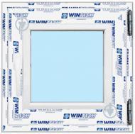 Вікно поворотне WINTECH 540 500x500 мм праве