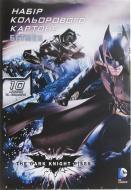 Картон кольоровий  Batman А4 10 аркушів BN07200 Cool For School