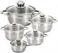Набір посуду 10 предметів Venezia RC304-10L Rotex