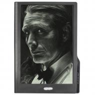 Графический планшет Lesko LCD Writing Tablet 10 business Черный + Серебристый (2680-7452)