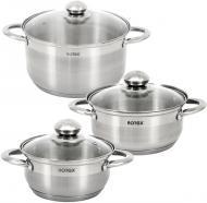 Набір посуду 6 предметів Venezia RC304-6S Rotex