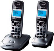 Телефон Panasonic KX-TG2512UAM Metallic