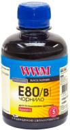 Чорнило WWM EPSON L800 black (E80/B)