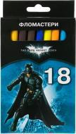Фломастери  Batman 18 шт. BN07132 Cool For School