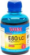 Чорнило WWM EPSON L800 Light Cyan (E80/LC)
