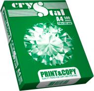 Папір офісний Crystal A4 75 г/м Print&Copy білий