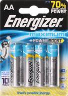 Батарейка Energizer Maximum FSB4 AA 4 шт. (637455)