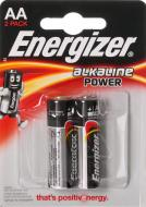Батарейка Energizer Base AA 2 шт. (AA/LR6 FSB2 (633804))