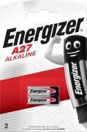 Батарейка Energizer Alkaline A27 2 шт. (639333)