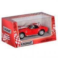 "Машинка Kinsmart ""Shelby Cobra 427"" Красная (KT5322W(RED))"
