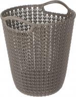 Кошик для сміття  Knit 230094 коричневий 10 л