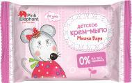 Дитяче мило Pink Elephant Мишка Варя 70 г