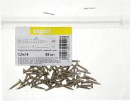 Шуруп універсальний потайна головка 3x16 мм 50 шт. жовтий цинк Expert Fix