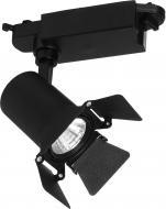 Трековий прожектор Arte Lamp LED 9 Вт 4000 К чорний A6709PL-1BK
