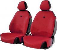Чохли-майки для сидінь на передні сидіння FORUM Carfashion червоний