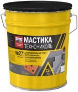 Мастика бітумно-полімерна TECHNONICOL №27 22 кг