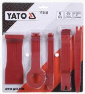 Знімач внутрішньої оббивки набір 5 шт. YATO YT-0836