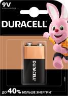 Батарейки Duracell PP3 (крона) 1 шт. (81381920)