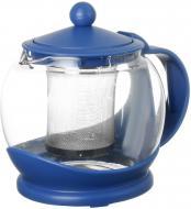 Чайник заварювальний Dark blue 800 мл