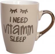 Чашка Vitamin Sleep 310 мл Bella Vita