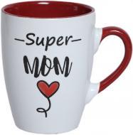 Чашка Super Mom 310 мл Bella Vita