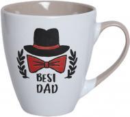 Чашка Best Dad 450 мл Bella Vita